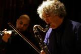 James Cornish (violin), Piotr Michalowski (sax)