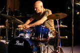 Roger Turner, drums & percussions