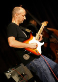 Bruce Eisenbeil, electric guitar