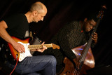 Bruce Eisenbeil (guitar), Hilliard Greene (double bass)