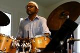 Ali Allen Colding, drums