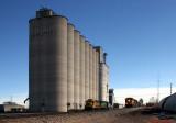 Dalhart - Dalhart Consumers Fuel Assn., concrete construction.