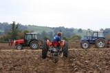 Me ploughing!