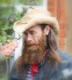 Dave Hum at Kingsbury May fair