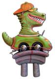 Drivin' Dino