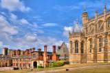 The Lower Ward, Windsor Castle