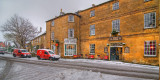 The Post Office and White Hart, Martock, Somerset