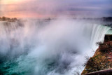 Wall of water, Niagara Falls