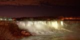 American Falls at night, Niagara
