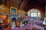 The library, Tyntesfield, Somerset (3053)