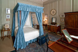 A bedroom, Mompesson House, Wiltshire