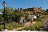 Approaching Castellar de la Frontera