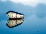 Boat at Dittisham (4867)