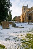All Saints and churchyard, Martock