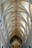 Nave ceiling, Wells Cathedral