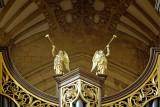Organ angels, Wells Cathedral