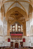 Milton Abbey ~ organ pipes