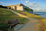 The Nothe Fort, Weymouth, Dorset