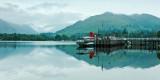 Steamer and quay, Ullswater, Cumbria