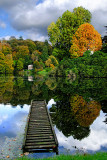 Classic autumnal beauty, Stourhead