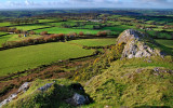 View from Brentor Church