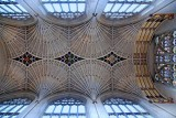 Bath Abbey ~ nave ceiling (1921)