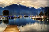 Marina, Montreux (2105)
