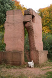 Le portique des géants - Alfin Vivern - Brésil