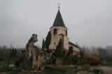Eglise du Dompeter et son tilleul pluriséculaire