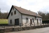 La chambre à gaz du camp du Struthof