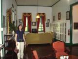 Reading room at Asa Wright