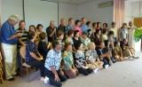 KHS '61 Honolulu Tea House reunion May 23, 2010