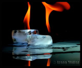 Quenching the flames (Challenge: Cold)