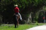 leisurely ride!