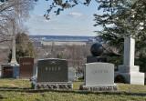 The Pentagon, from Arlington Cemetery