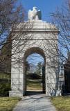 Arlington Cemetery, near Women's Memorial