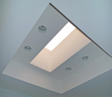 The finished skylight