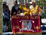 USMC Navaho Code Talkers, WWII