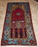 Collecting over the Years: Turkish and Caucasian Carpets