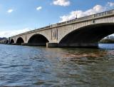 Fall day at Memorial Bridge