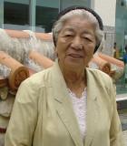 Yoshimoto-san (92 years young)