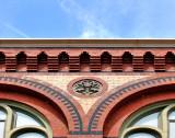 Detail, 1879 Centennial Exposition building