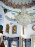 Gorgeous Mosque interior - Baku