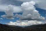 clouds over Cusco