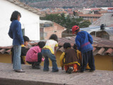 From the 2010 gallery, Kids across the street playing with firecrackers