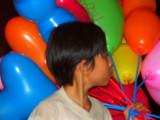 Balloons boy.