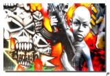 Ordener Street Art.