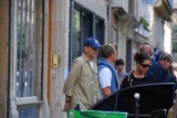 Bruce Willis à Paris.