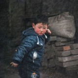 Chinese portrait  # 17
