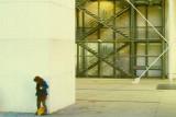 Beaubourg, nuit, seule...